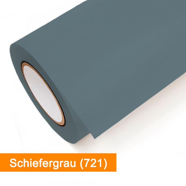 Plotterfolie Oracal - 751C-721 Schiefergrau - günstig bei SalierShop.de