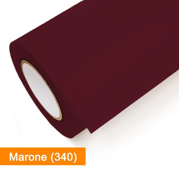 Plotterfolie Oracal - 751C-340 Marone - günstig bei SalierShop.de