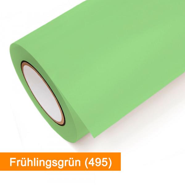 Plotterfolie Oracal - 631-495 Frühlingsgrün - günstig bei SalierShop.de