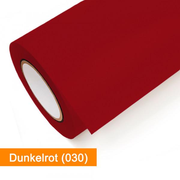 Plotterfolie Oracal - 751C-030 Dunkelrot - günstig bei SalierShop.de