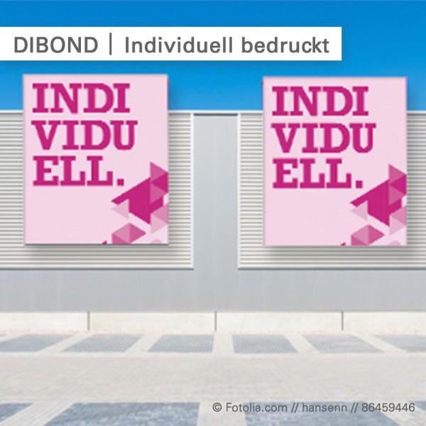 DILITE-Werbeschilder günstig - individuell bedruckt bestellen bei SalierDruck.de