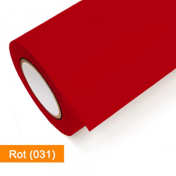 Plotterfolie Oracal - 651-031 Rot - günstig bei SalierShop.de