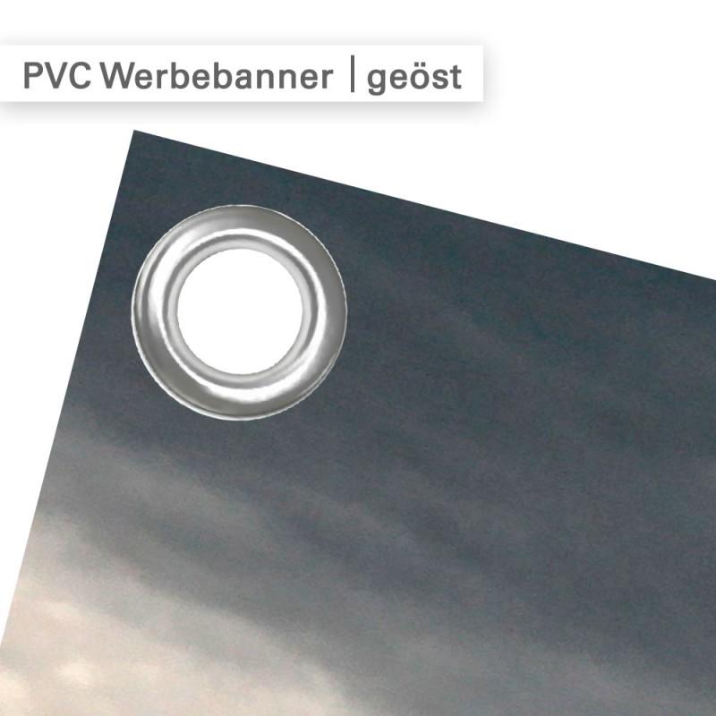PVC-Werbebanner B1 zertifiziert