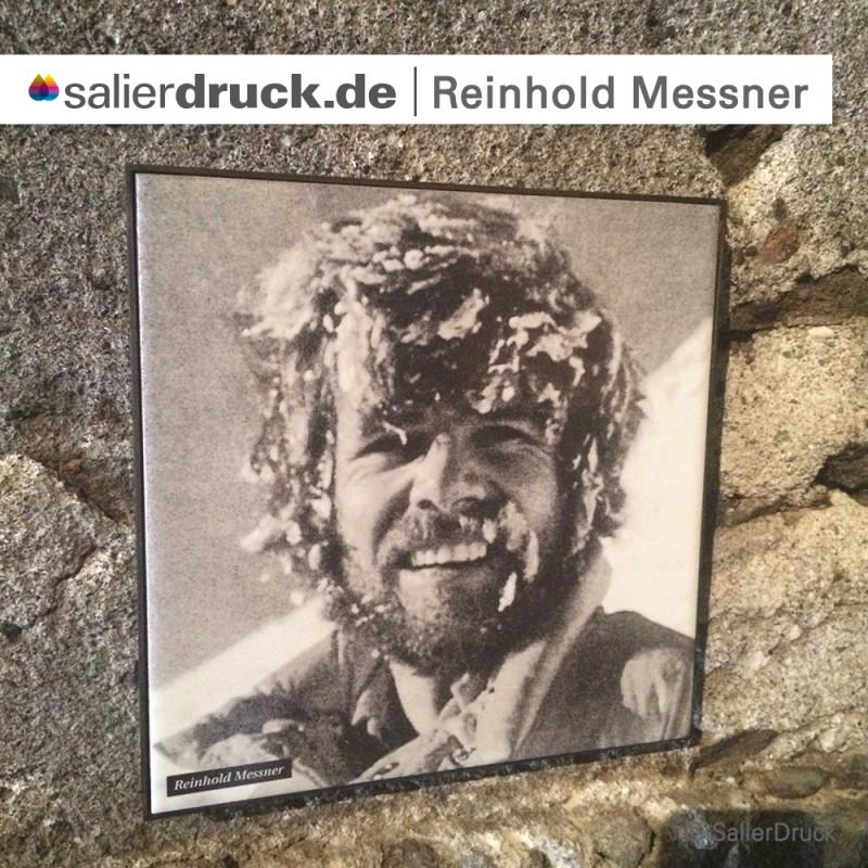 Ein Bild vom Foto von Reinhold Messner.