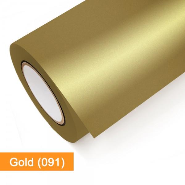 Gold 091 – matt – Oracal 631
