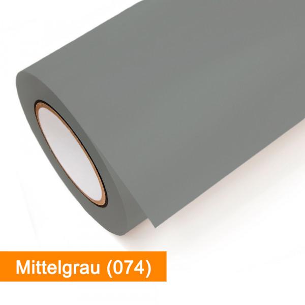 Plotterfolie Oracal - 651-074 Mittelgrau - günstig bei SalierShop.de