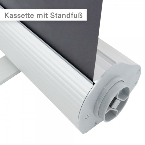 Roll-Up System Standfuß