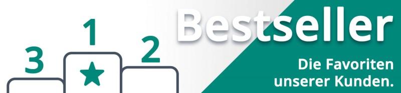 Lernen Sie die Favoriten unserer Kunden kennen. Unsere Bestseller.