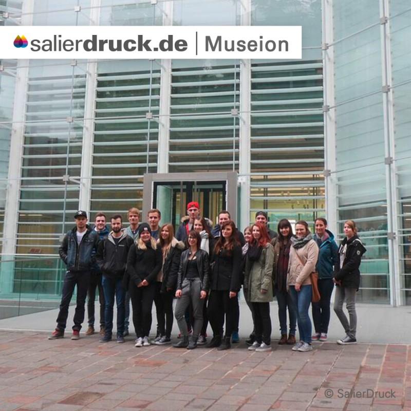 Museion für moderne, zeitgenössische Kunst.