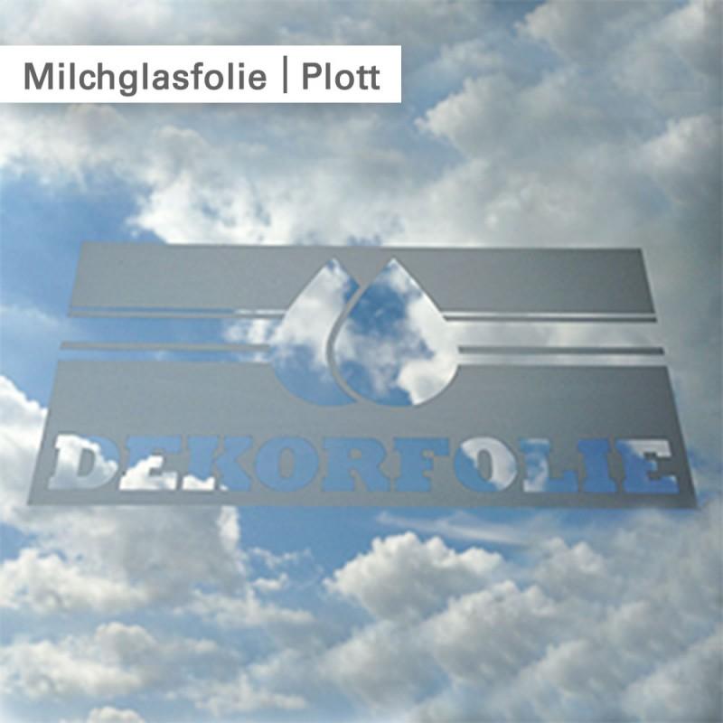 Milchglasfolie – Transparenter Druck – SalierDruck.de