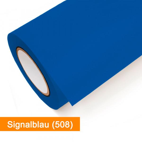 Plotterfolie Oracal - 751C-508 Signalblau - günstig bei SalierShop.de