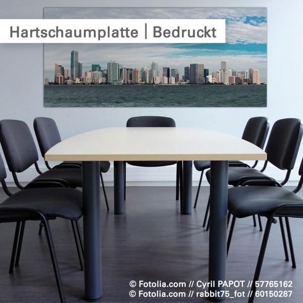 Forex bedrucken - Werbeschilder für innen online kalkulieren und bestellen bei SalierDruck.de