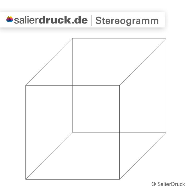 Stereogramme geben mehr Räumlichkeit