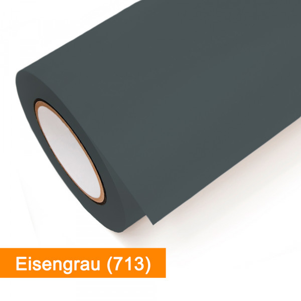 Plotterfolie Oracal - 751C-713 Eisengrau - günstig bei SalierShop.de