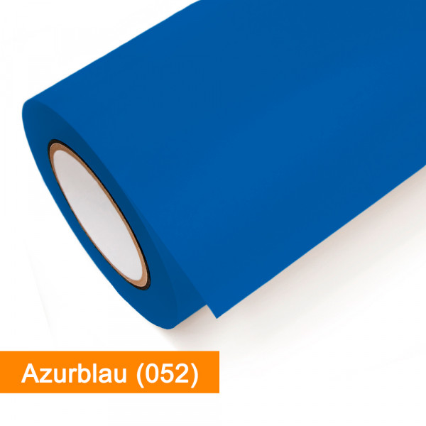 Plotterfolie Oracal - 631-052 Azurblau - günstig bei SalierShop.de