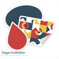 Siegelaufkleber – die manipulationssicheren Aufkleber | SalierDruck.de