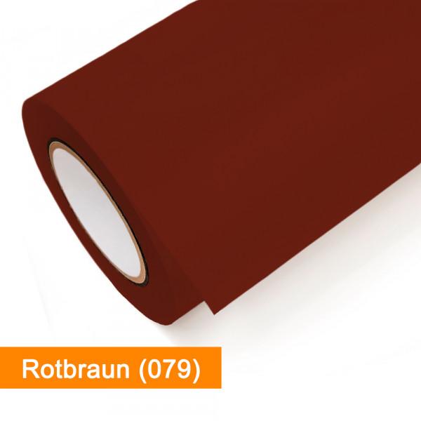 Plotterfolie Oracal - 751C-079 Rotbraun - günstig bei SalierShop.de