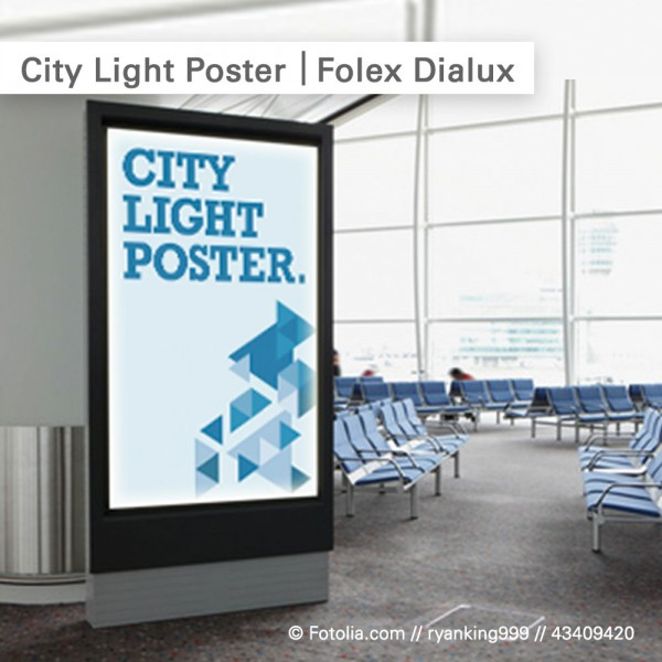 City Light Poster
