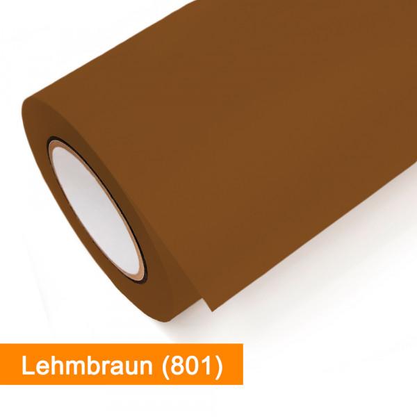 Plotterfolie Oracal - 751C-801 Lehmbraun - günstig bei SalierShop.de