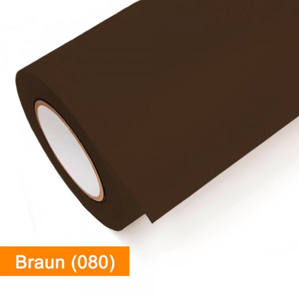 Plotterfolie Oracal - 751C-080 Braun - günstig bei SalierShop.de