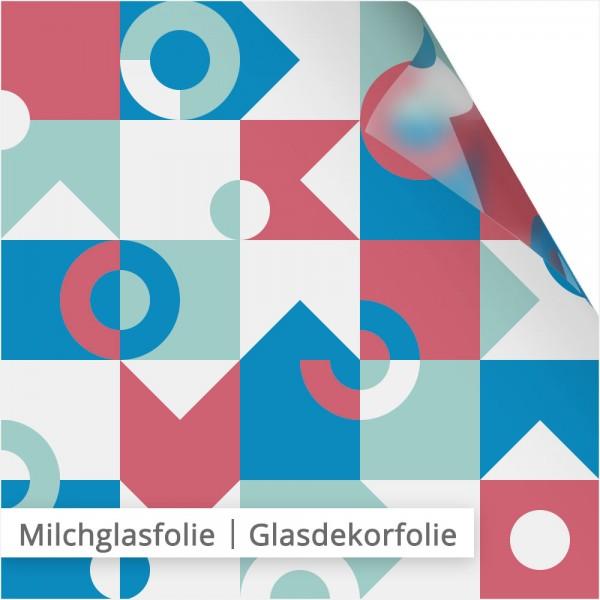 Milchglasfolie | Glasdekorfolie