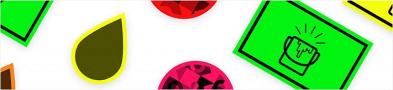 Etiketten auf Neon-Folie ziehen sofort die Blicke auf sich und leuchten besonders stark in dämmrigen Lichtverhältnissen.