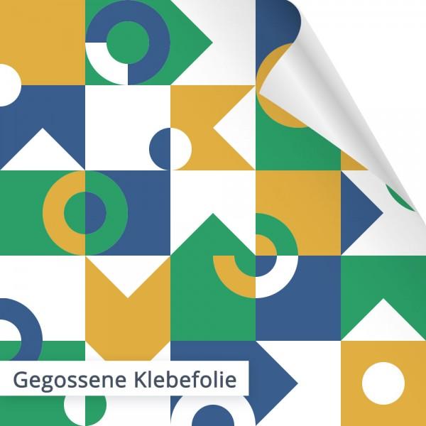 Gegossene Folie individuell bedruckt - SalierDruck.de