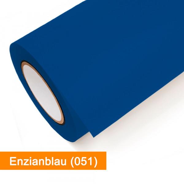 Plotterfolie Oracal - 651-051 Enzianblau - günstig bei SalierShop.de