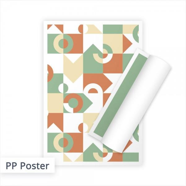 PP Poster – Bestellen Sie einfach den wetterfesten Allrounder mit individuellem Aufdruck bei SalierDruck.de