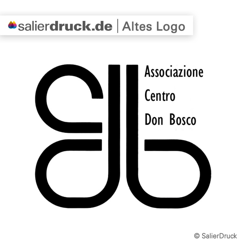 Die Grundlage: das 'alte' Logo.