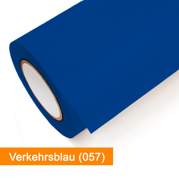 Plotterfolie Oracal - 651-057 Verkehrsblau - günstig bei SalierShop.de