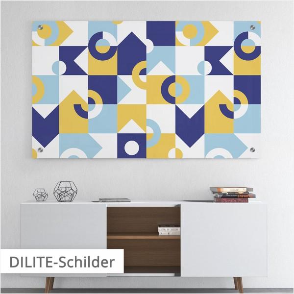 DILITE Aluminium Verbundplatte kaschiert bestellen | SalierDruck.de