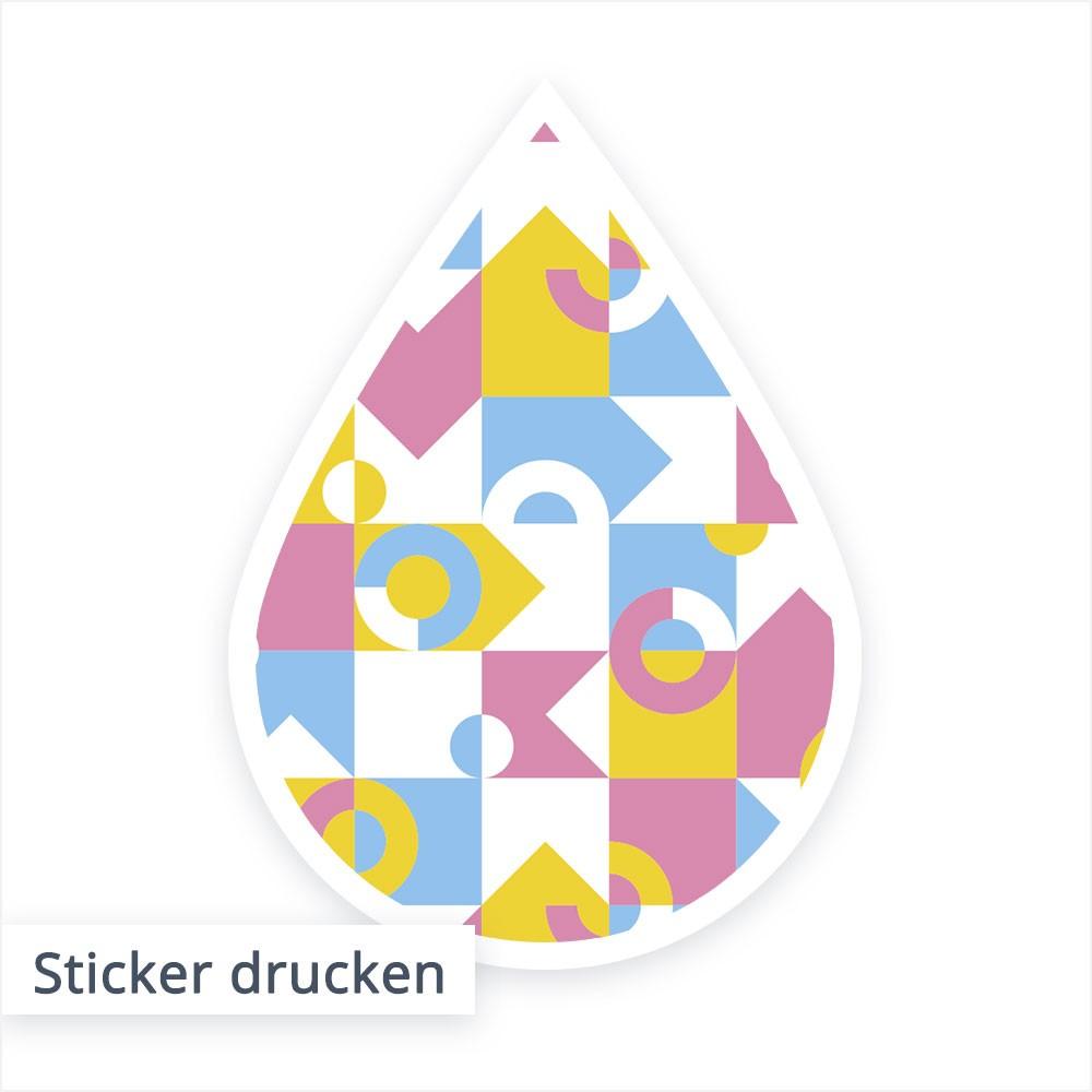 Sticker drucken