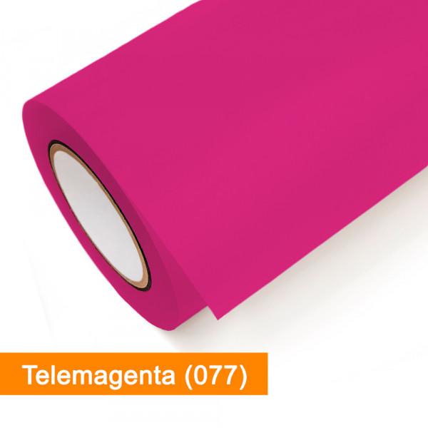 Plotterfolie Oracal - 751C-077 Telemagenta - günstig bei SalierShop.de