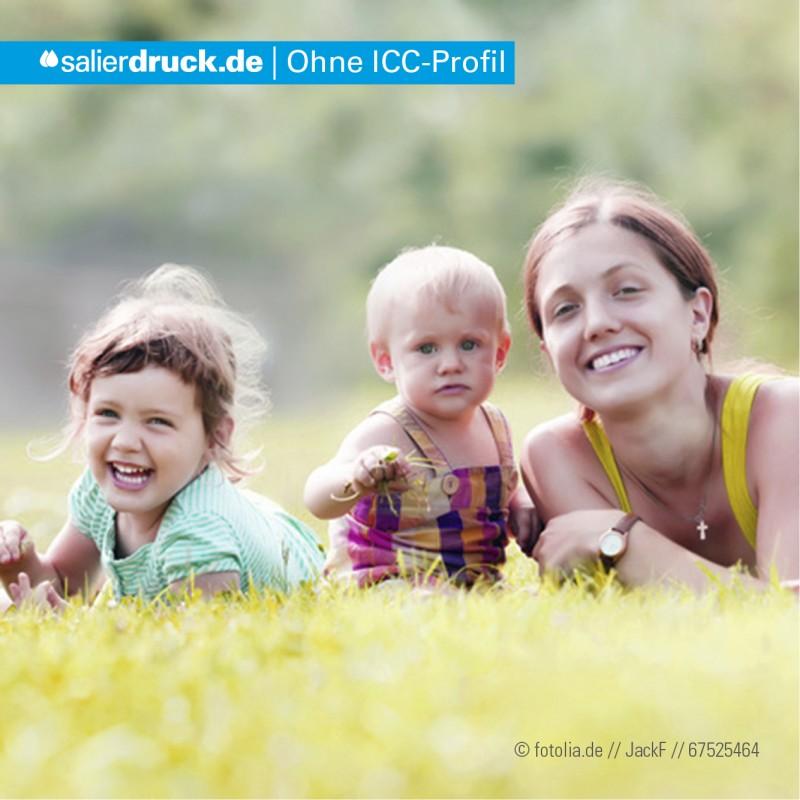 Bilder ohne ICC Profil können einen roten Farbstich bekommen | SalierDruck