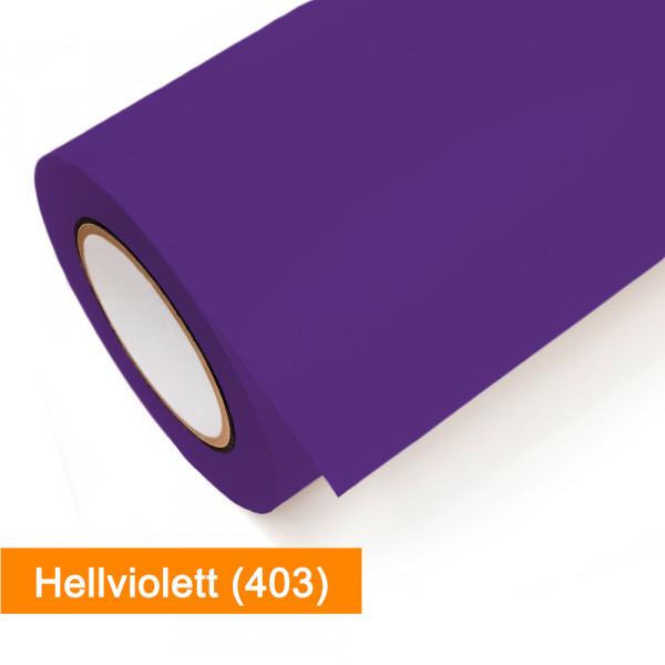 Plotterfolie Oracal - 751C-403 Hellviolett - günstig bei SalierShop.de