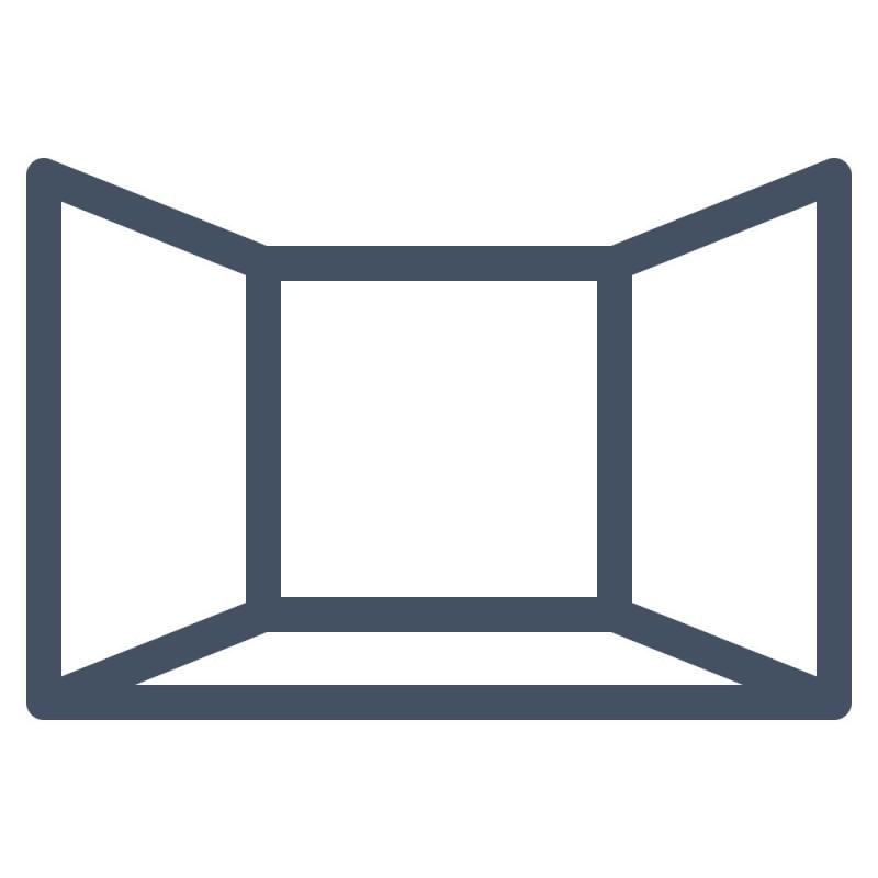 Teppichaufkleber, die mit einem Logo bedruckt sind, wirken in Foyers, Seminarräumen oder Geschäftsräumen dekorativ und steigern den Wiedererkennungswert.