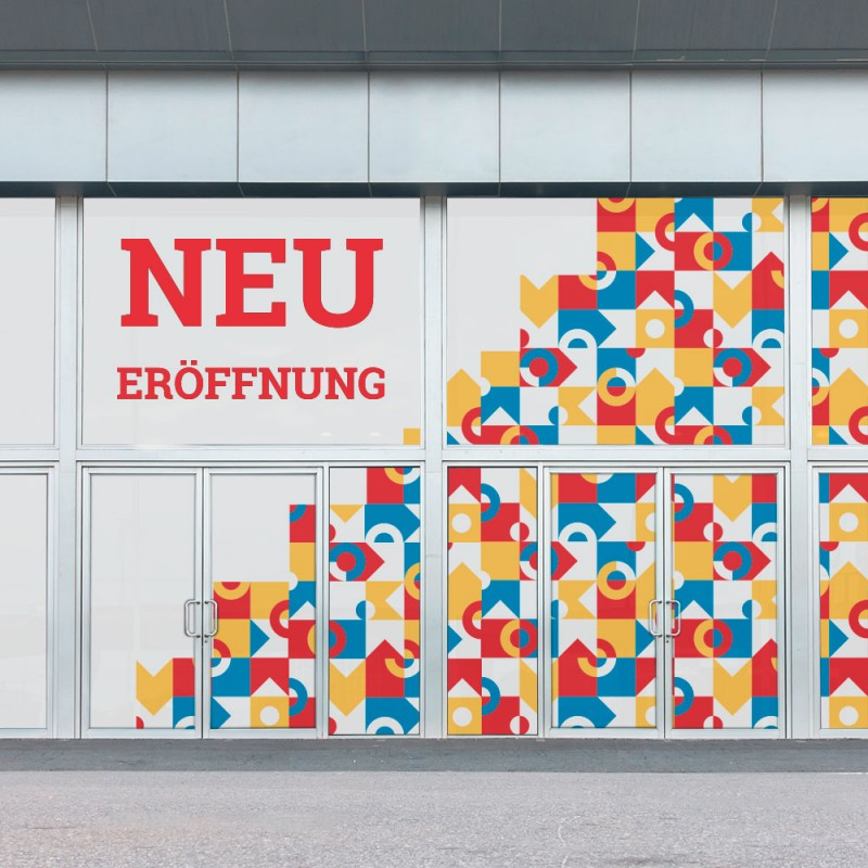 Fensterfolien mit Window-Graphics-Folie | SalierDruck.de
