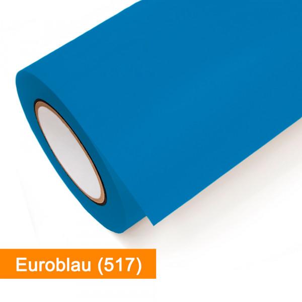 Plotterfolie Oracal - 751C-517 Euroblau - günstig bei SalierShop.de