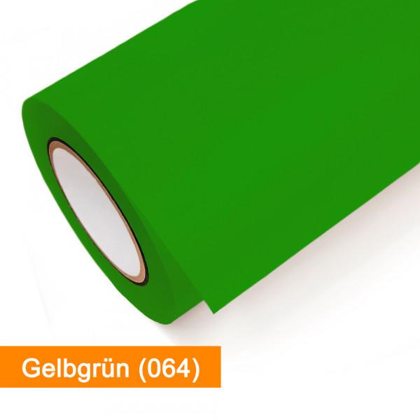Plotterfolie Oracal - 651-064 Gelbgrün - günstig bei SalierShop.de