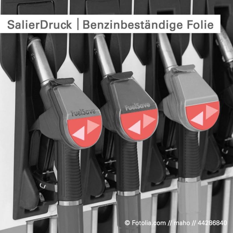 Industrieaufkleber individuell bei SalierDruck.de