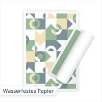Wasserfestes Papier mit Wunschdruck in individuellen Abmessungen oder DIN Größen? Kein Problem! Bei SalierDruck.de