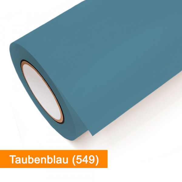Plotterfolie Oracal - 751C-549 Taubenblau - günstig bei SalierShop.de