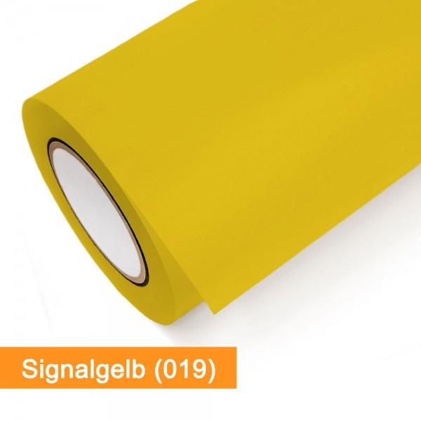 Plotterfolie Oracal - 751C-019 Signalgelb - günstig bei SalierShop.de
