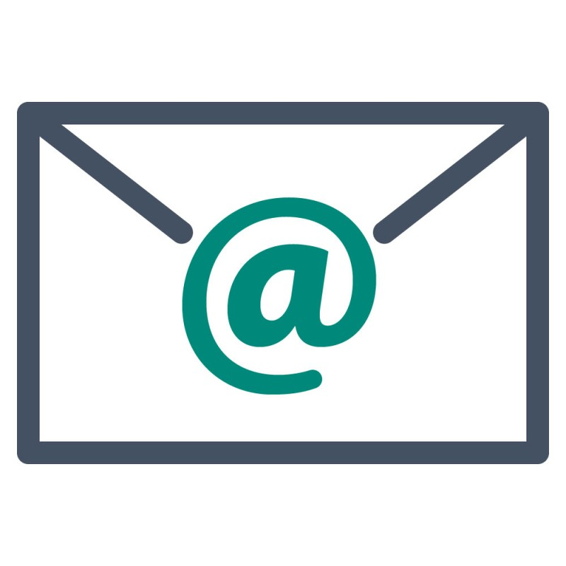 Schreiben Sie uns Ihre Anfrage an unsere e-Mail Adresse.