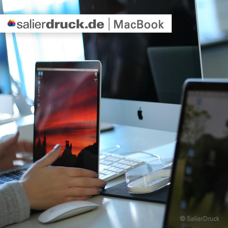 MacBook und iMac – Das Arbeiten mit den Systemen von Apple.