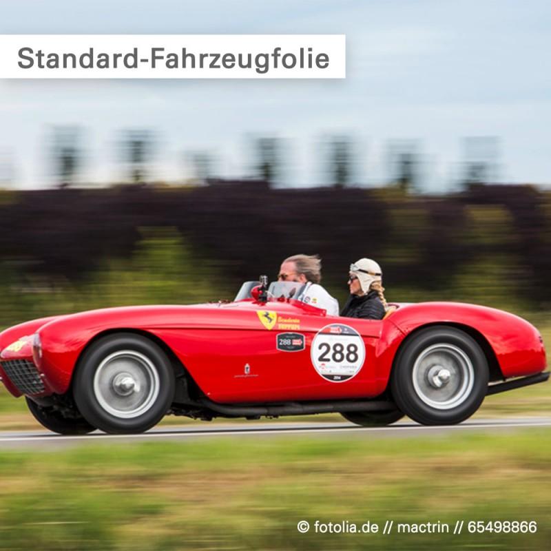 Standard-Fahrzeugfolie – SalierDruck.de