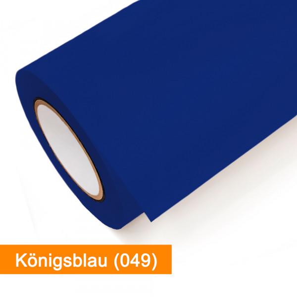 Plotterfolie Oracal - 631-049 Königsblau - günstig bei SalierShop.de