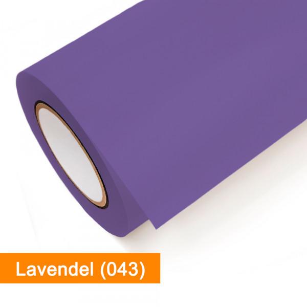 Plotterfolie Oracal - 651-043 Lavendel - günstig bei SalierShop.de