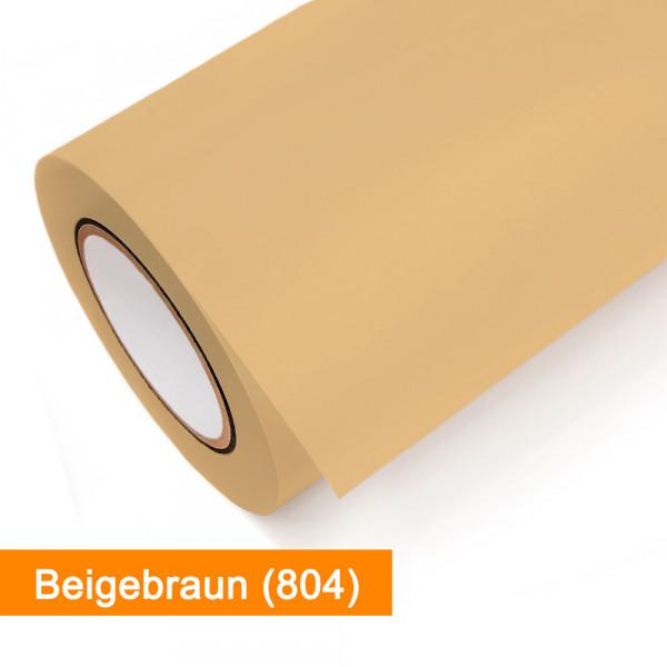 Plotterfolie Oracal - 751C-804 Beigebraun - günstig bei SalierShop.de